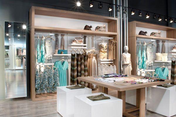 Ideias para decorar uma loja de roupa Venda Otimizada -> Decoracao Para Loja Feminina Pequena