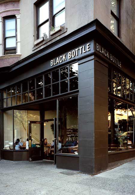 As 10 melhores fachadas de restaurantes venda otimizada for Coffee shop exterior design ideas