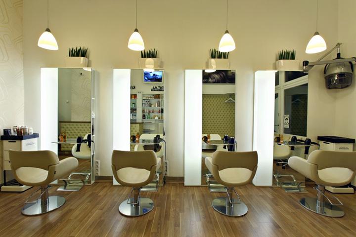 Exemplo para decorar um cabeleireiro Kucsera