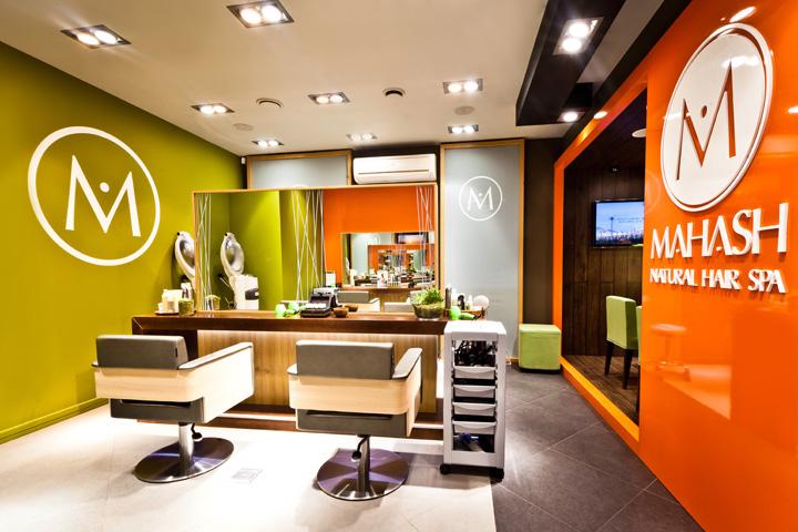 Exemplo para decorar um cabeleireiro Mahash-Natural-Hair-Spa