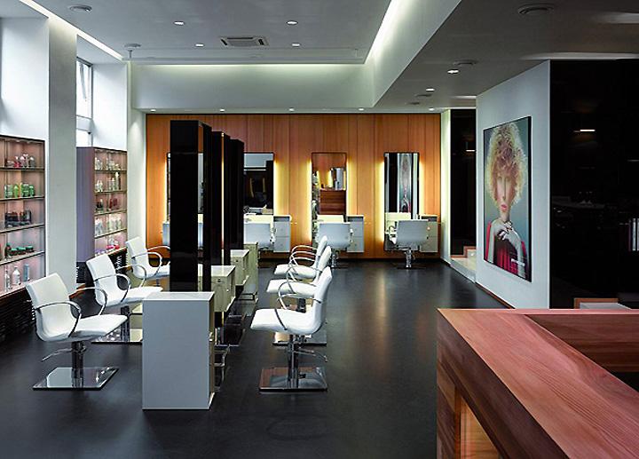 Exemplo para decorar um cabeleireiro Petra-Mechurova
