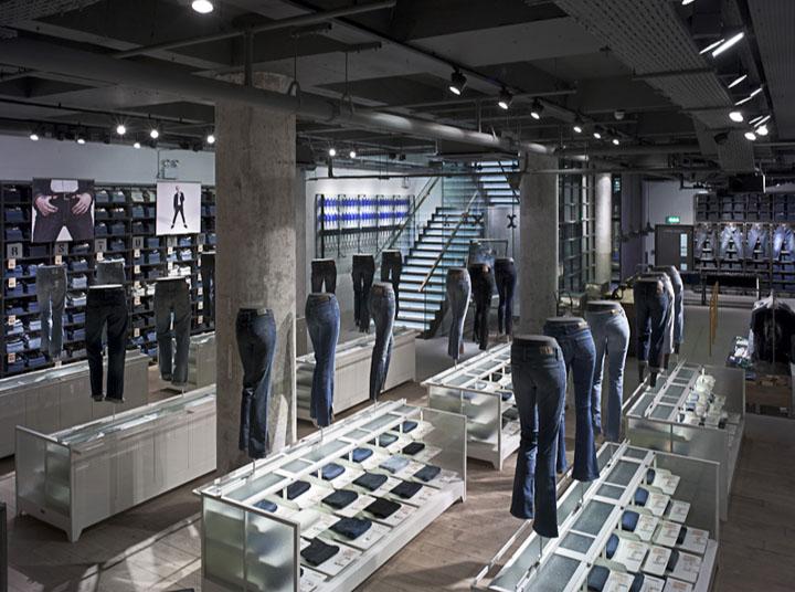 Decoração de lojas de jeans (1)