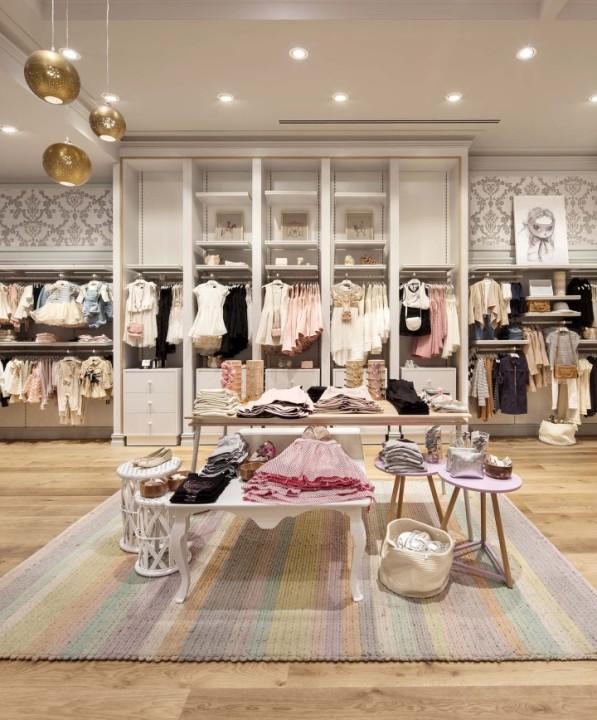 Decoração de loja de roupa infantil (2)