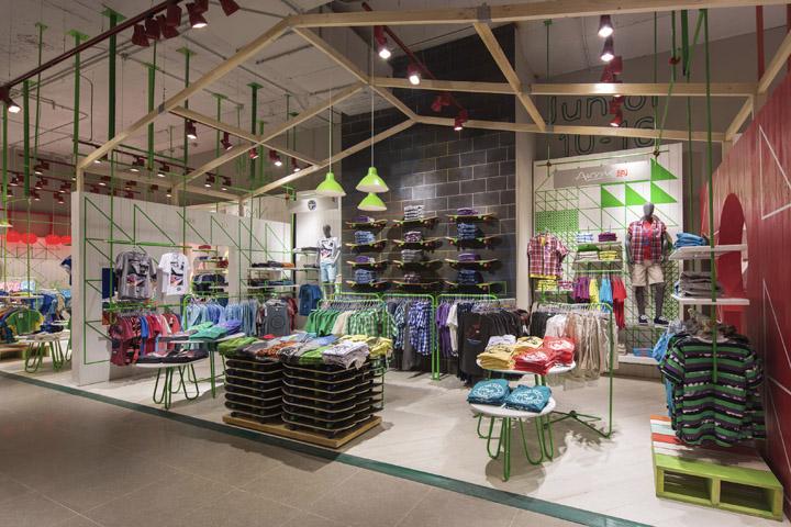Decoração de loja de roupa infantil (9)