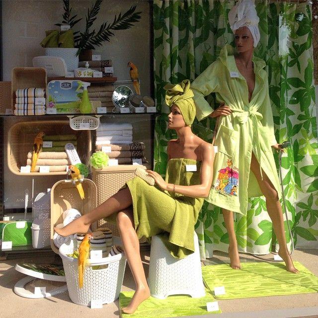 Ideias para vitrines e montras de lojas