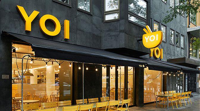 As 10 melhores fachadas de restaurantes