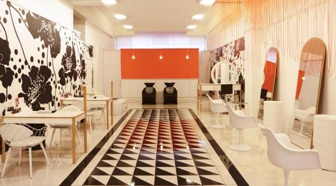 Ideias para decorar um cabeleireiro ou salão de beleza