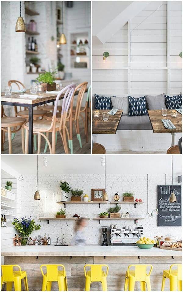 Por pouco dinheiro é possível melhorar a loja. Pintar os moveis ou paredes de outra cor, ou colocar plantas faz uma grande diferença por pouco dinheiro.