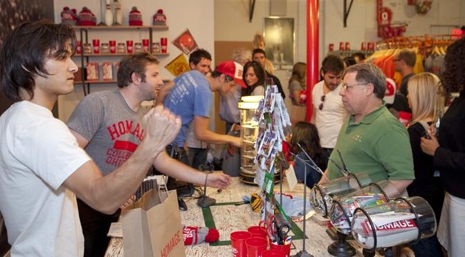 Como fazer os clientes passar mais tempo na loja e aumentar as vendas