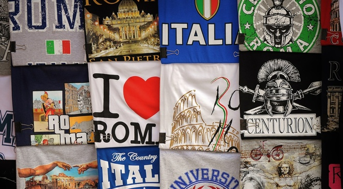 Ideias para um negócio de t-shirts