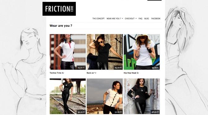 Como criar uma loja virtual de roupa