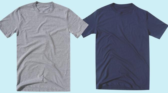 Uma vez, encomendei uma t-shirt só para ver como era a embalagem