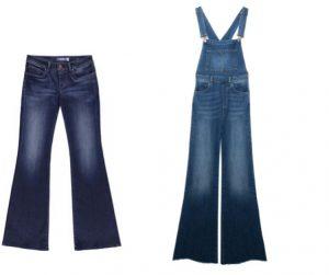 A escassez de um produto, neste caso calças, pode fazer aumentar as vendas