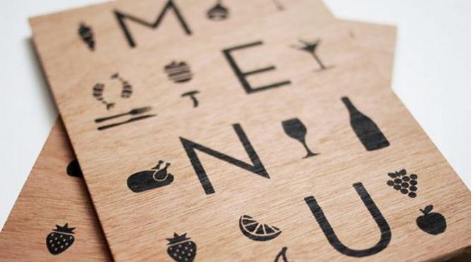 Como criar um menu (cardápio) para restaurante