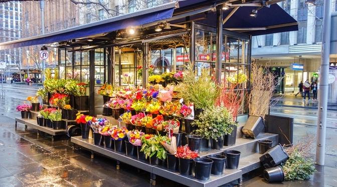 Como transformar uma loja de flores