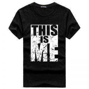 t-shirt sem ser cintada