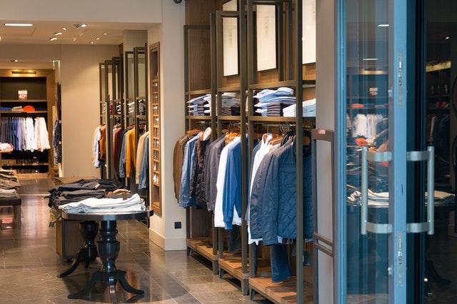 ideias para lojas de roupas - marca própria masculina
