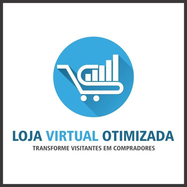 Logo curso loja virtual otimizada