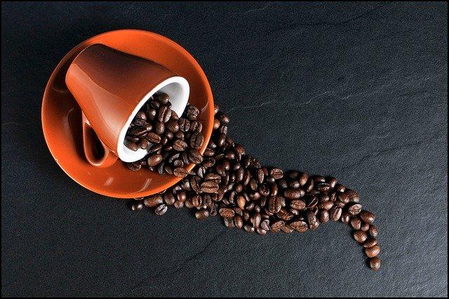 aumentar o preço de um café